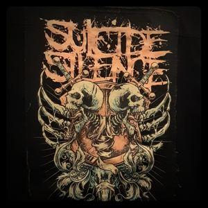 Suicide Silence Denim Vest